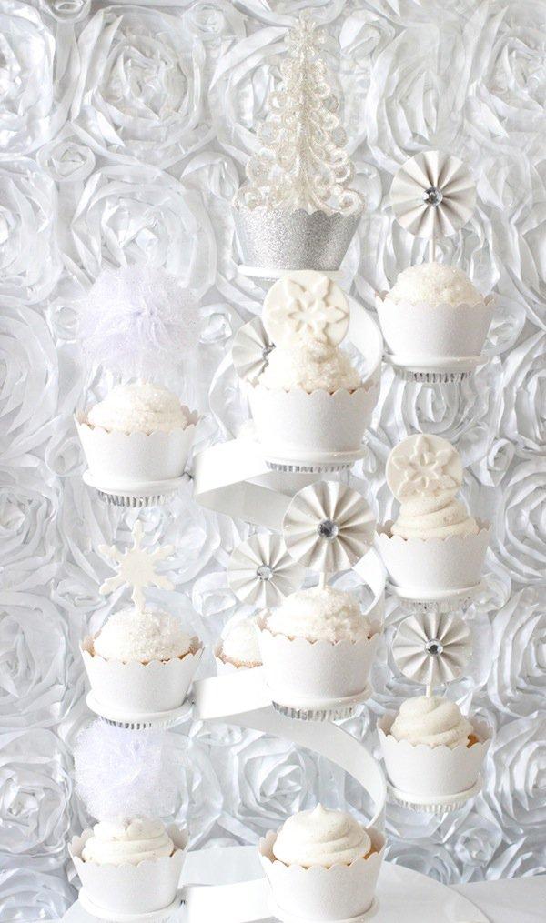 glittery-cupcake-stand