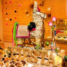 holiday party fiesta theme