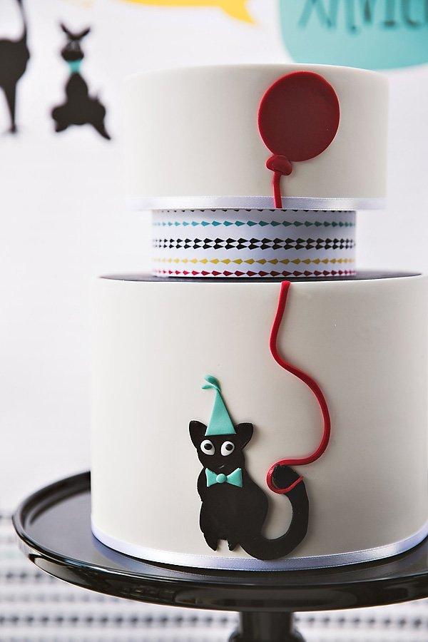 mod party animal cake