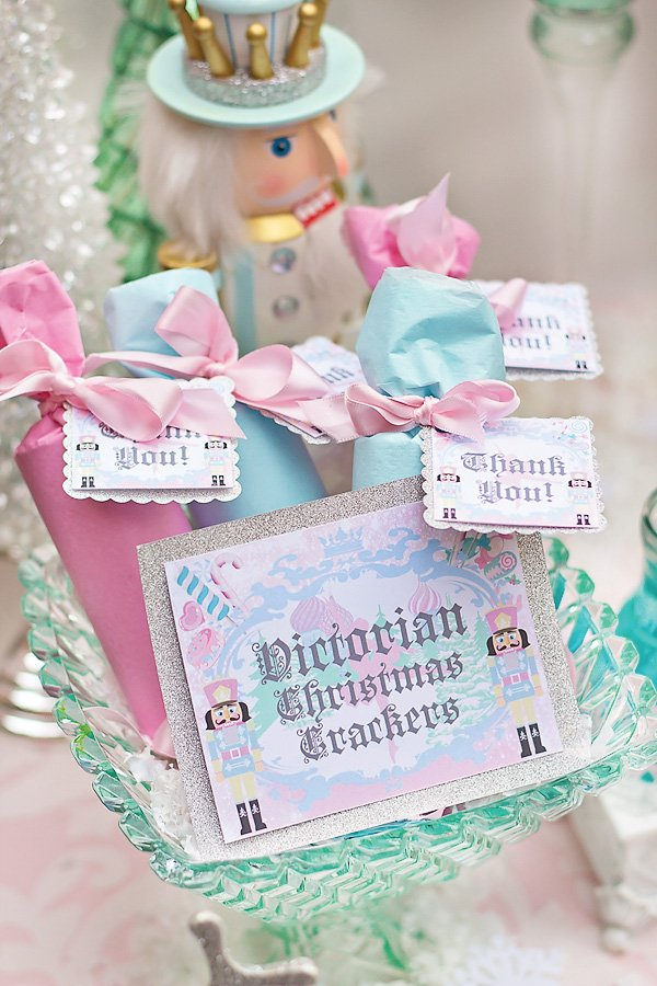 nutcracker party favor victorian christmas crackers