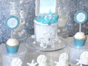 Frozen-cupcake-display