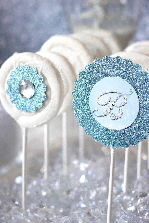 Frozen-lollipops