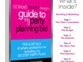 Soiree Event Design Guide to Party Plannig Book