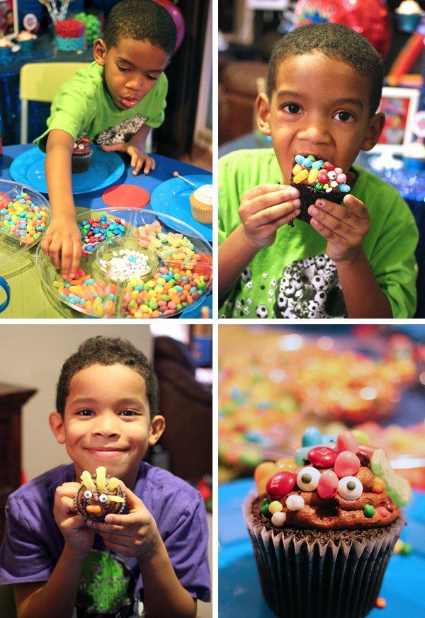 cupcake-decorating