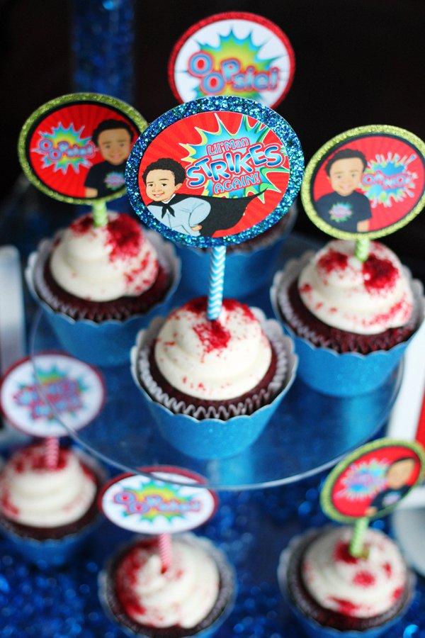 cupcake-tower-display