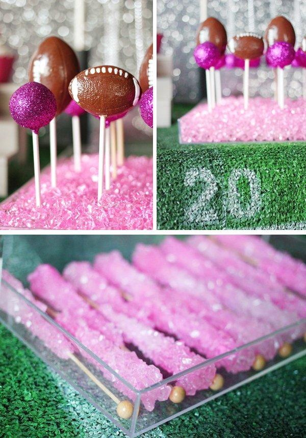 football-chocolate-lollipops