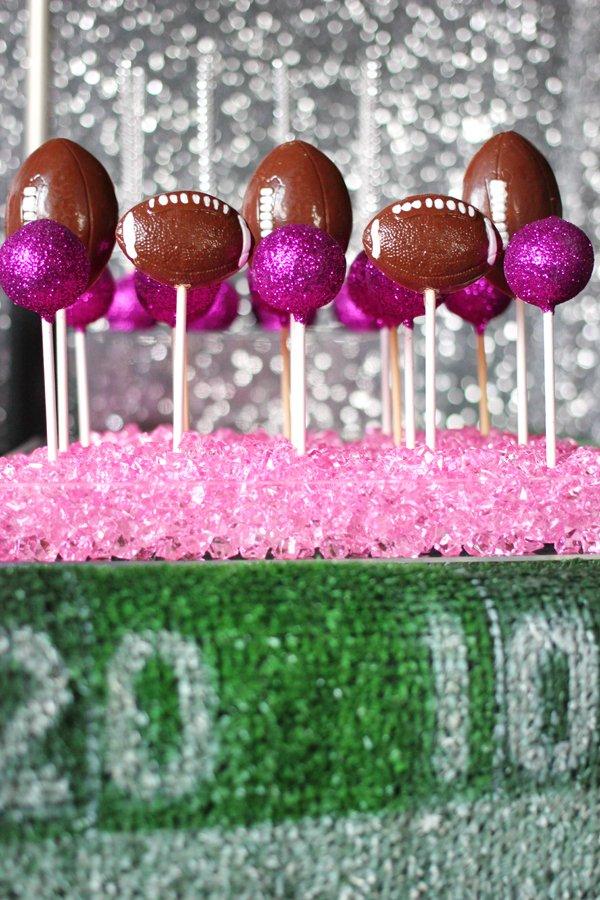football-lollipops