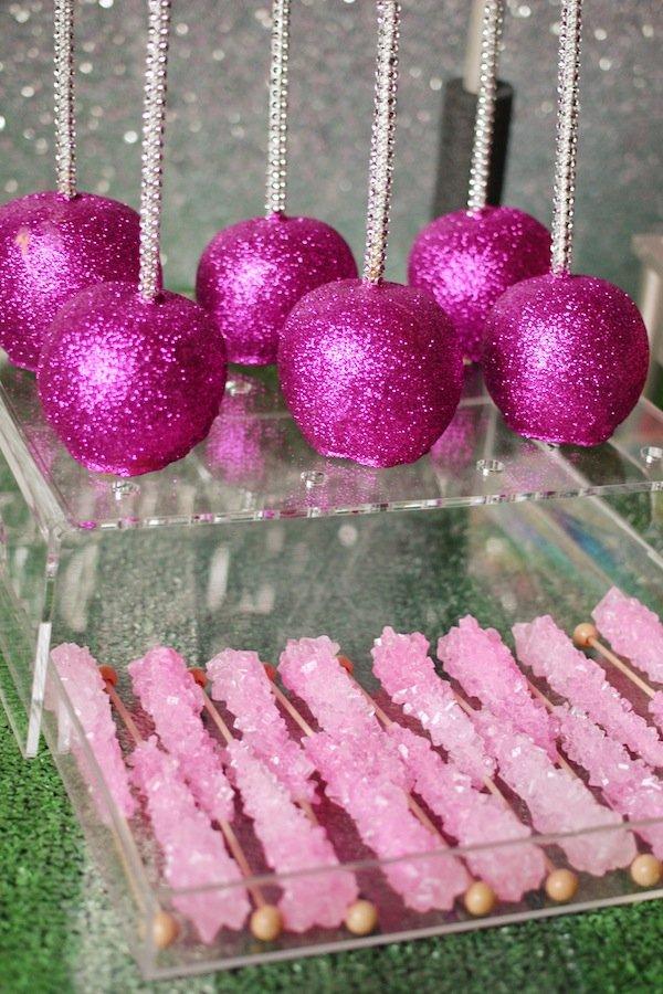 glitter-apples