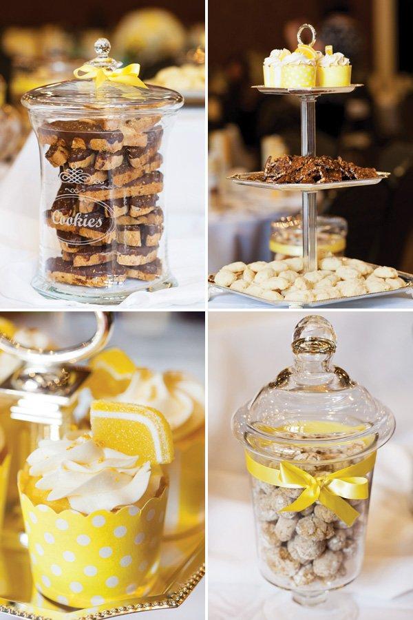 Italian lemon cookies and cupcakes