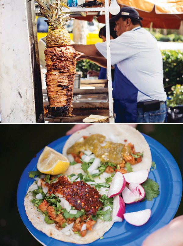 mexican food for party catering