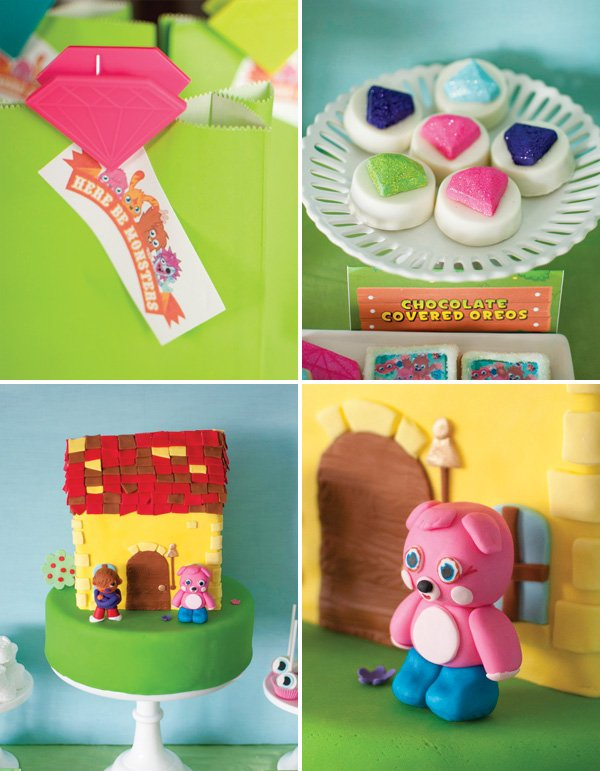 moshi monster rox gem party decor