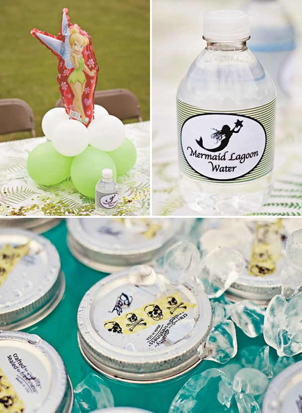 peter pan party drinks