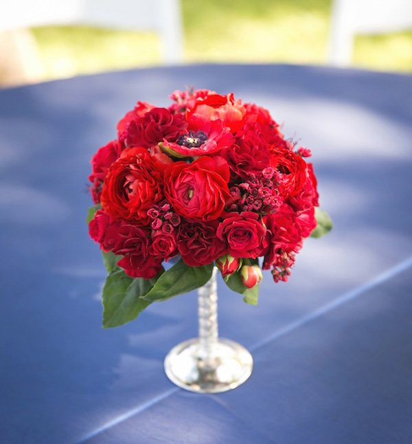 red rose and flower arrangement