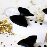 DIY Oscars Party Confetti Popper
