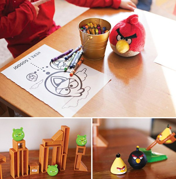 angry birds birthday party games and activities