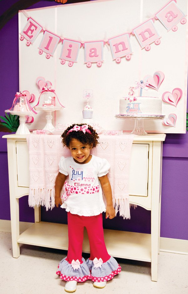 birthday girl personalized outfit for her birthday party