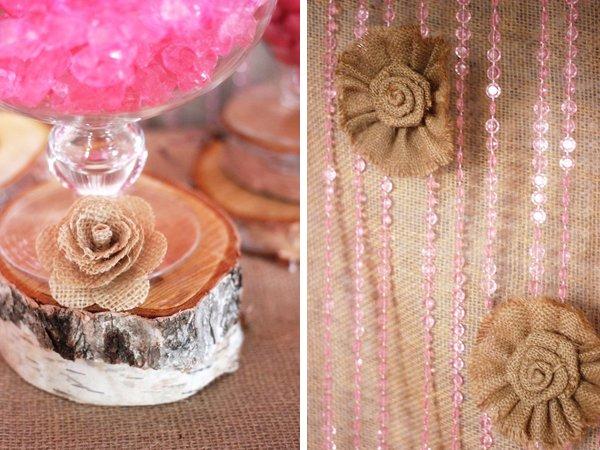 burlap-flower-decor