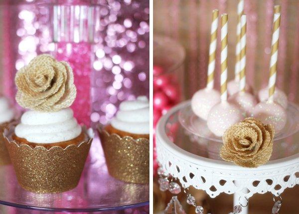 burlap-flowers-sweets