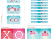 Free Valentine's Day Printables from Hostess with the Mostess