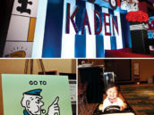 monopoly themed first birthday party ideas