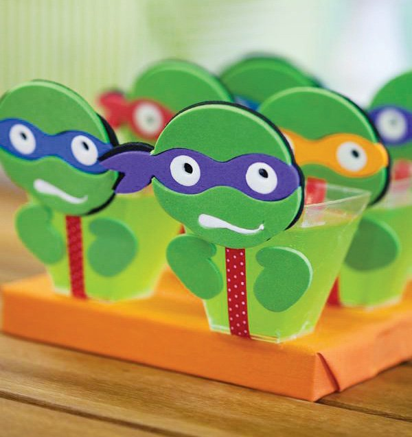 ninja turtle party jello