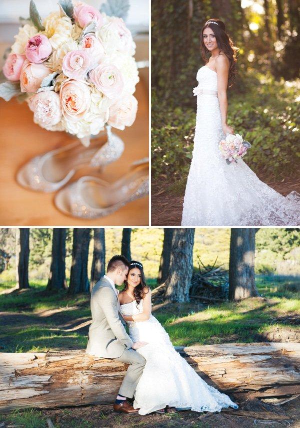 outdoor bridal photos in san francisco