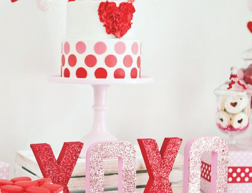 """Kisses & Cupcakes"" Kids Valentine's Day Party"