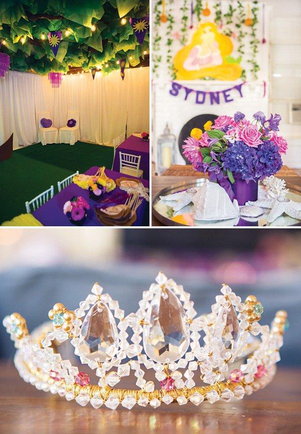 princess party decor