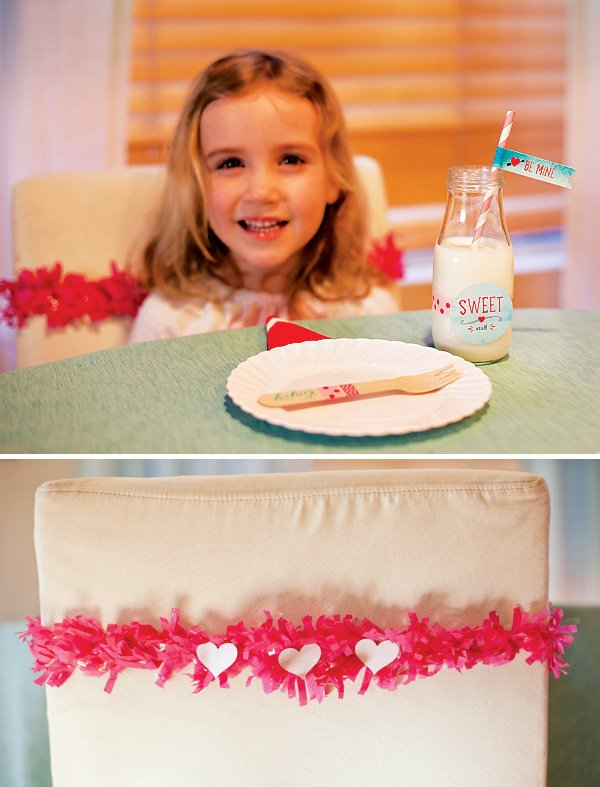 valentines day party decor and ideas for kids