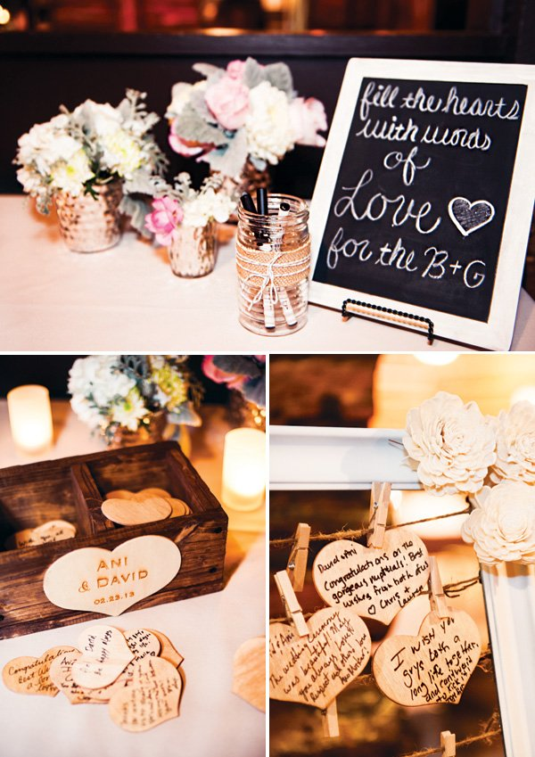 wedding love notes from guests