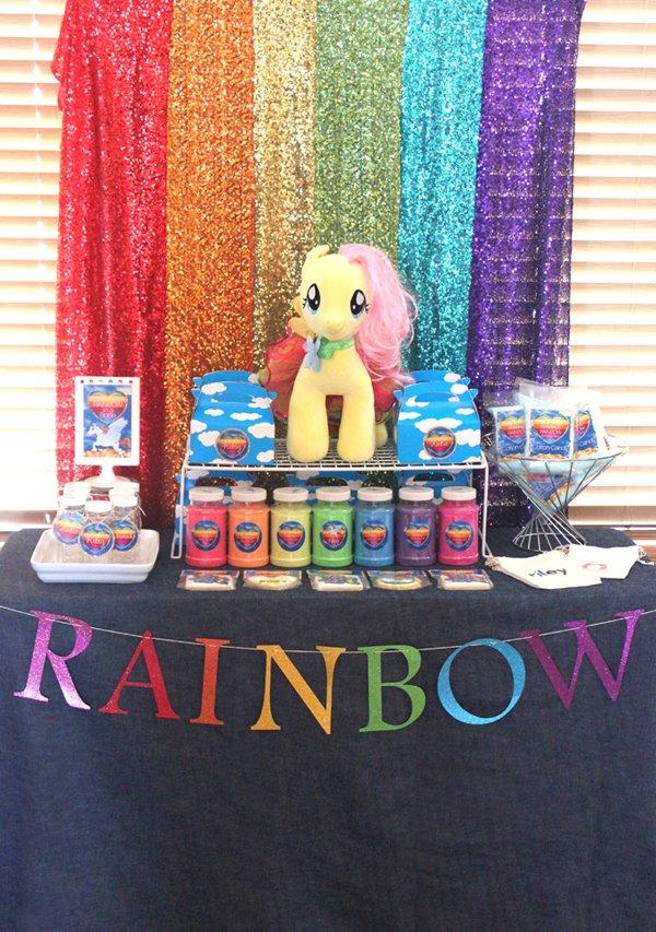 Rainbow-glitter-banner