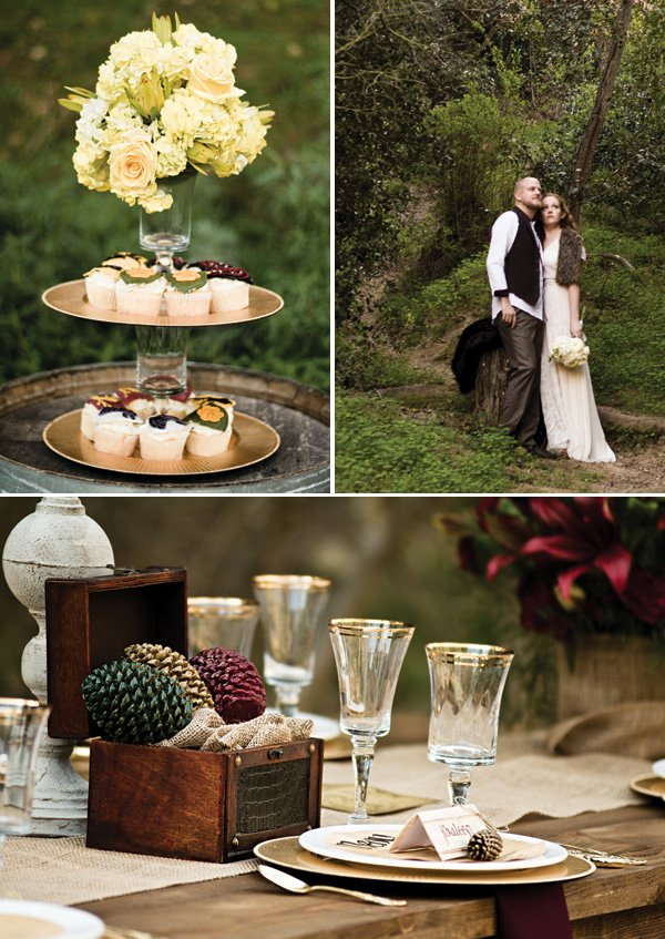 autumn or winter wedding ideas