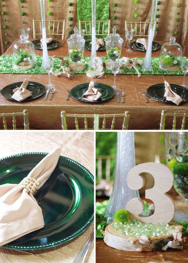 garden-wedding-emerald-green