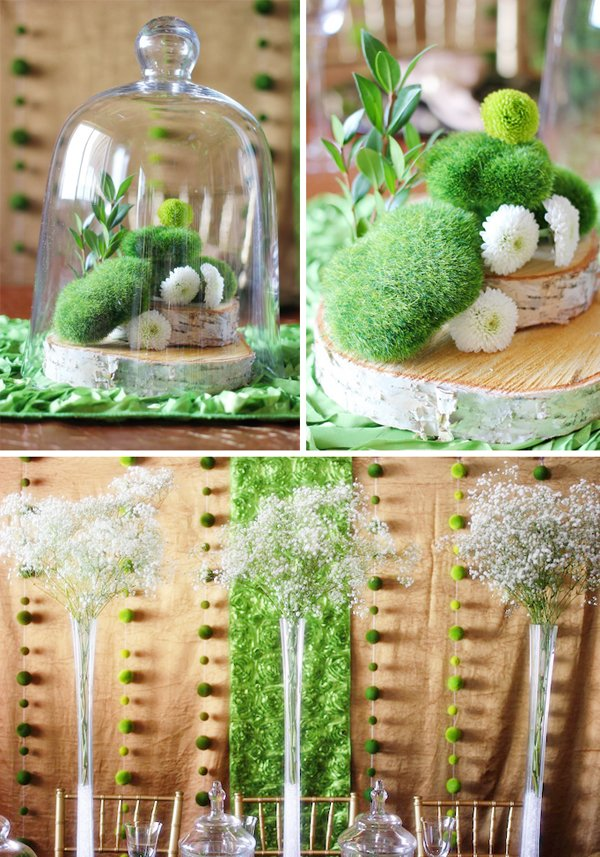 garden-wedding-flower-arrangements