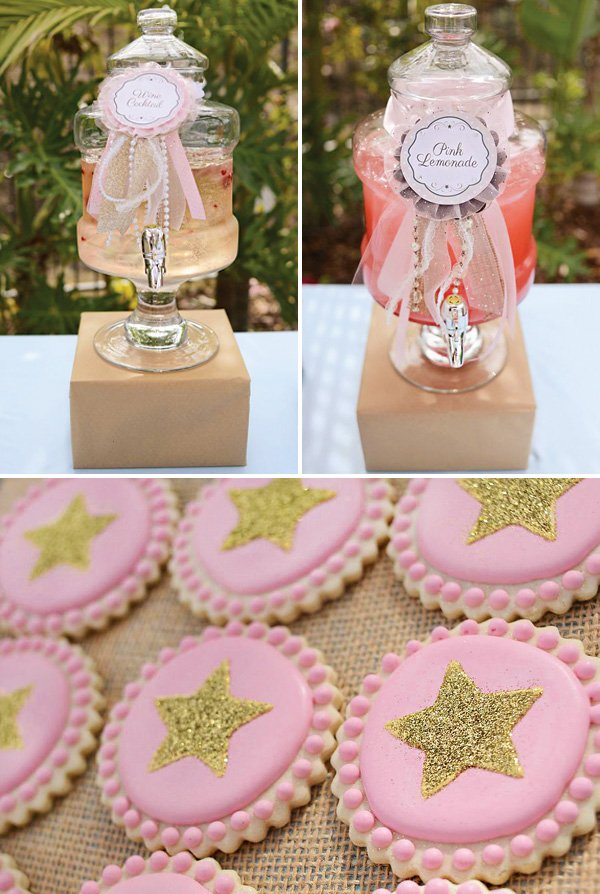 twinkle  twinkle little star baby shower      hostess with