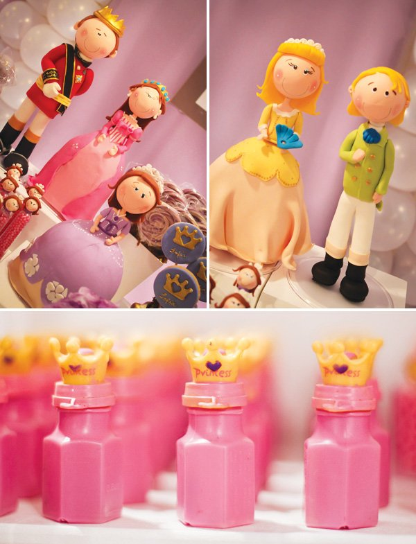 prink princess bubble party favors and sofia the first royal brothers and sisters