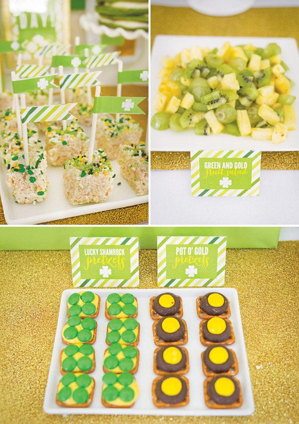 st. patrick's day food and dessert ideas