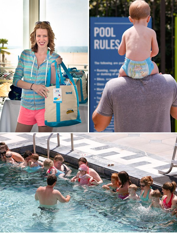 pool party playdate activities and guests