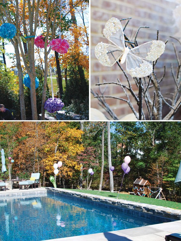 Woodland Fairy Party Outdoor Decor