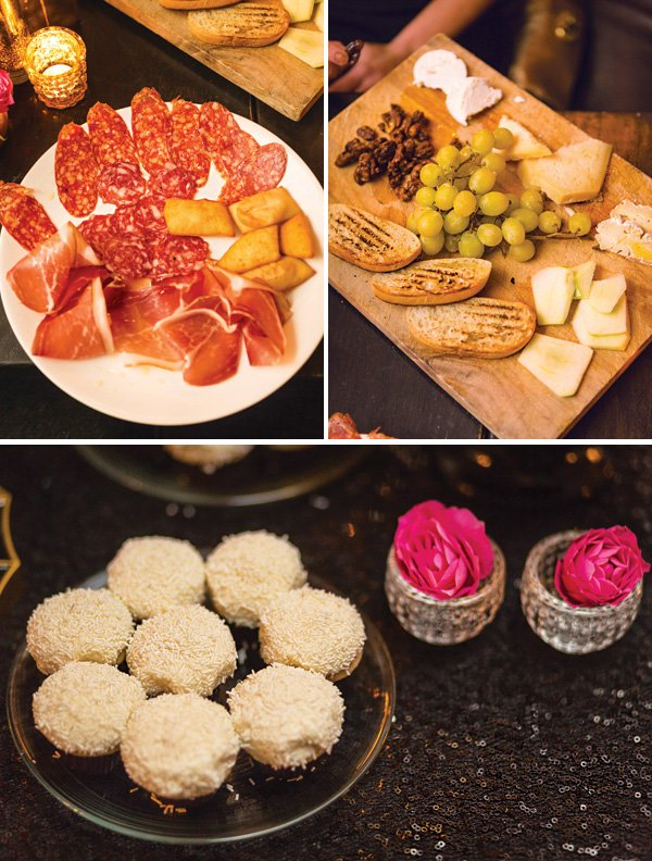birthday party charcuterie food