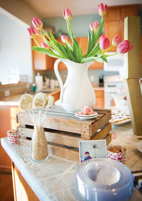 birthday-party-tulips