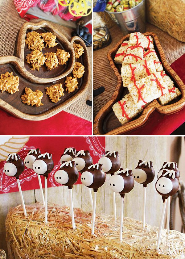cowboy party dessert ideas