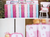 cute as a button birthday party ideas and dessert table