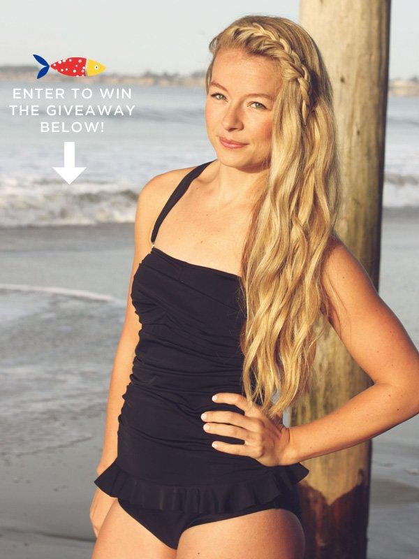 Eden Pier - Ballerina Bathing Suit