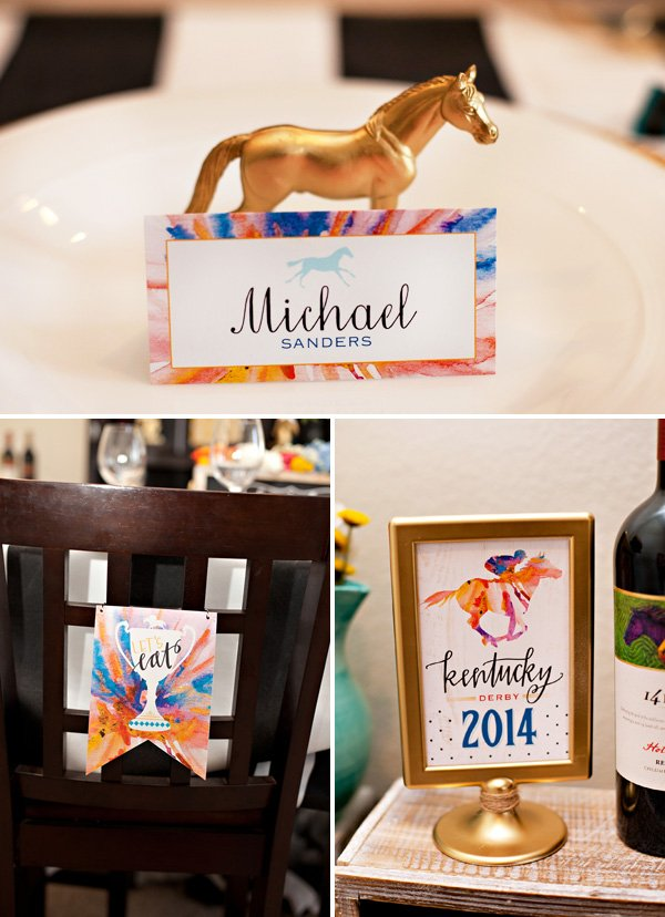 Kentucky Derby Party Printables by Hostess with the Mostess