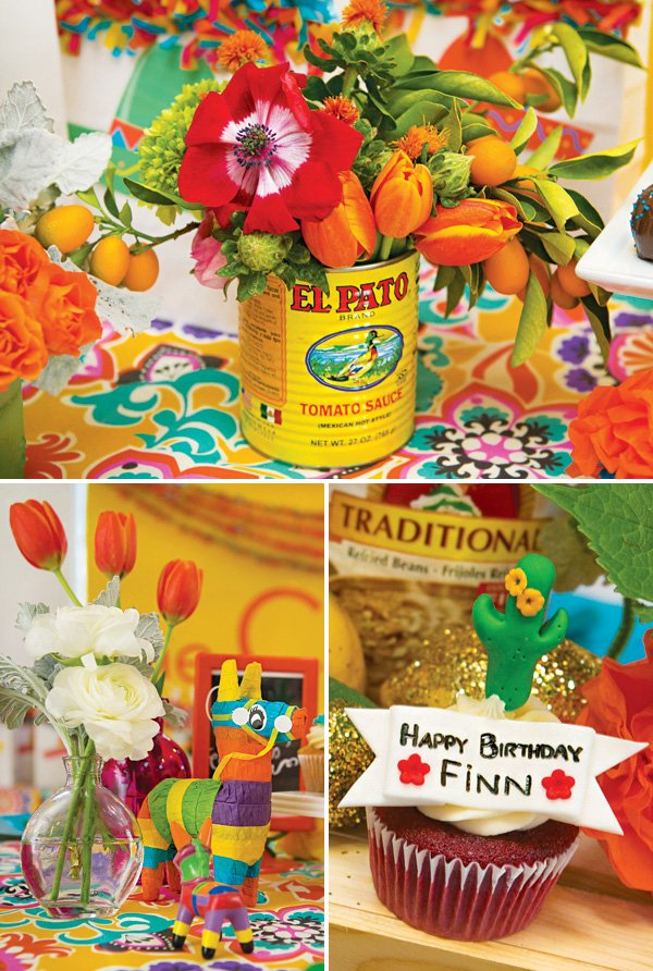 fiesta birthday party ideas