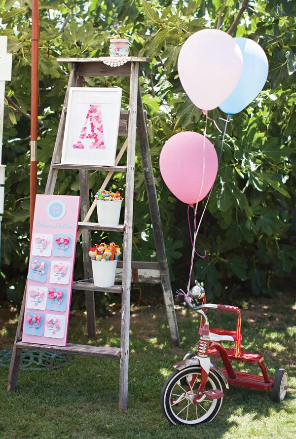 girly birthday party toys and activities
