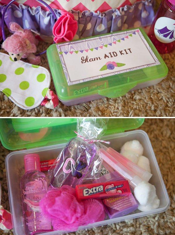 glam aid kits