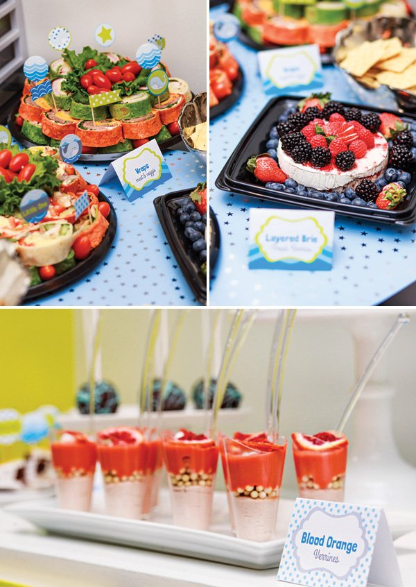 healthy party food ideas