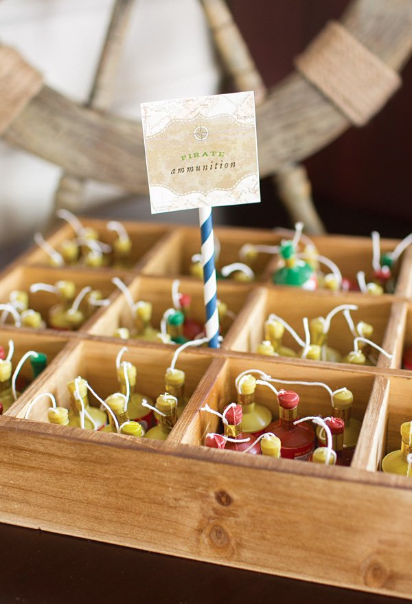 pirate party popper ammunition